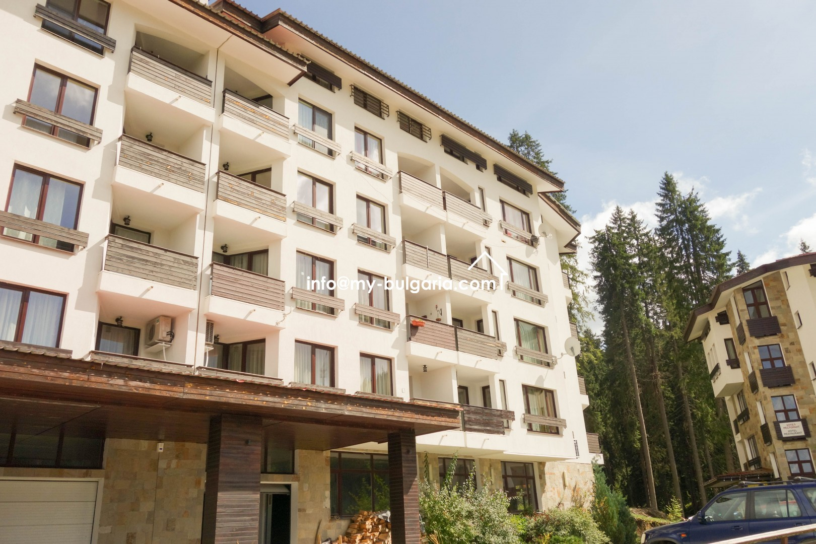 Apartment 70 in holiday village '' Elite '' in ski resort Pamporovo
